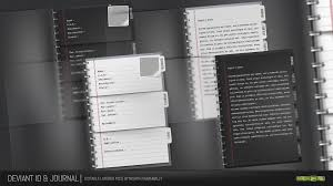 journal and id template psd by nishithv on deviantart