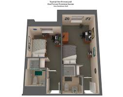 princeton dorm floor plans troy edu housing and residence life new residence hall