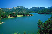 list of lakes in oregon