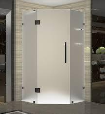 38 Inch Neo Angle Shower Doors Neo Angle Shower Kit 36