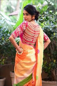 wedding blouses bridal saree blouse designs the 10 best of 2017