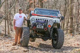 jeep rock crawler flex jeep wheeling trip at disney oklahoma