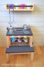 Ikea Play Kitchen Hack by 69 Best Diy Play Kitchens Images On Pinterest Play Kitchens