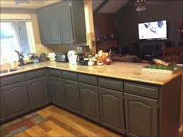 kitchen gray cabinet paint grey stained cabinets gray stained