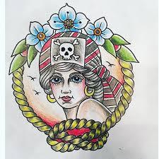 best 25 pirate tattoos ideas on pinterest pirate tattoo