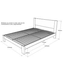 Standard Queen Size Bed Dimensions Bedroom Pretty King Size Bed Measurements Queen Regular