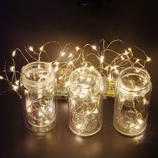 4m 40leds string lights l battery operated mini led