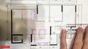 space planning for kitchen and bedroom youtube