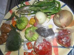 comment cuisiner du manioc borokhe borokhe ou sauce feuilles de manioc î saf togue î