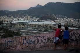 rio u0027s poor are watching the olympics from their rooftops new