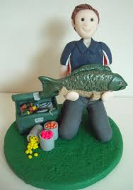 fisherman cake topper 30 best fishing cakes images on fishing cakes cake