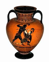 Greek Vase Painting Techniques Who Was Exekias Black Figure Vase Painting U2013 Quatr Us Study Guides