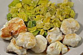 cuisiner la lotte à la poele joues de lotte à la poêle shukar cooking