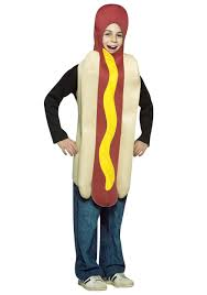kids costumes child hot dog costume kids food costumes