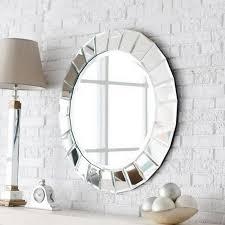 Oval Bathroom Mirror by Oval Bathroom Mirror Ideas Wall Mounted Rectangular Clear Glass