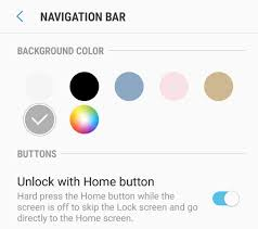 galaxy s8 guide the pressure sensitive home button is awesome