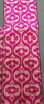 Purple Ikat Curtains Handmade Silk Ikat Velvet Fabric Silk Fabric Decorative Fabric