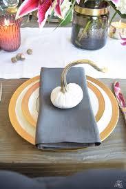 thanksgiving serveware a rustic elegant thanksgiving zdesign at home