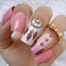 50 cute pink nail art designs for beginners 2015 pink nails