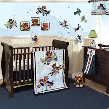 Airplane Crib Bedding Plane Crib Bedding