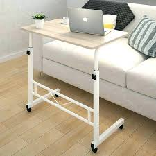 side table rolling side table folding by accents bedside rolling