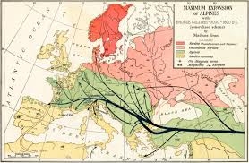 North Europe Map by New Map Of East U0026 North Asian Mtdna Haplogroups In Europe And The