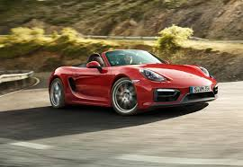 porsche boxster 2016 red porsche brings back u0027718 u0027 name for next gen boxster and cayman