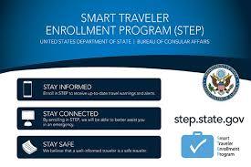 smart traveler images Travel state dept on twitter quot enroll in smart traveler jpg:l