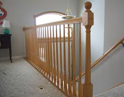 Install Banister Staircase Railing Installation Replacing A Staircase Railing