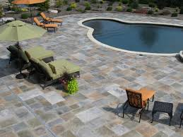 Concrete Patio Blocks 18x18 by Slate Stone Pavers Slate Pavers From Nitterhouse Masonry Products
