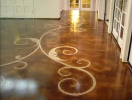 stained concrete outdoor spaces pinterest stained concrete
