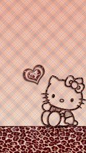 hello kitty wallpaper screensavers hello kitty discovered by miss windyday on we heart it