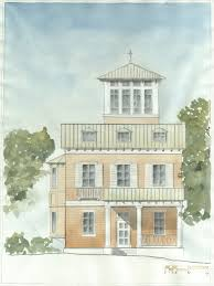 Seaside Cottage Plans by The Seaside Research Portal