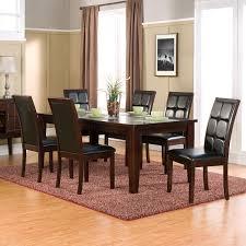 havenhurst 7 piece dining set merlot dcg stores