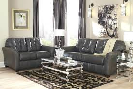 Gray Leather Sofa And Loveseat Leather Sofa And Loveseat Black Leather Loveseat Sofa Bed