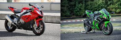 Bmw S1000rr Review 2013 Comparison Bmw S 1000 Rr Vs Kawasaki Zx 10r