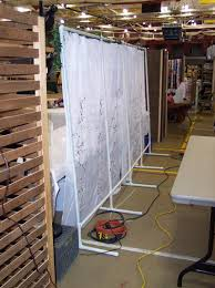 How To Make A Stage Curtain Build A Display Booth With Pvc Google Search Products I Love