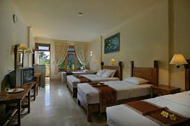 Green Garden Hotel Bali  Star Bali Hotels  Star Hotels In Bali - Hotel rooms for large families