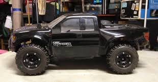 Ford Raptor Modified - slash 4x4 scale ford raptor build