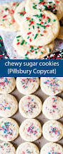 chewy sugar cookies recipe pillsbury copycat easy sugar cookies