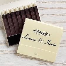 matches for wedding personalized wedding anniversary 30 strike matches ivory