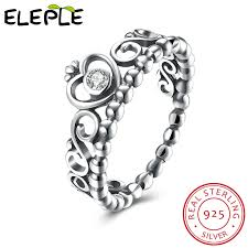 sted jewelry eleple 925 sterling silver jewelry rings for women princess