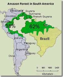 south america map rainforest chocolate to save endangered rainforest