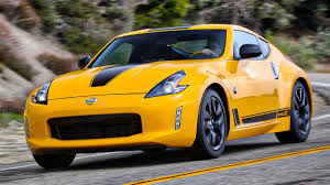 nissan 370z 2018 nissan 370z family retains prices despite offering more