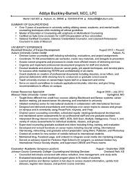licensed professional counselor resume 19 counselor resume curriculum vitae vs resume best business