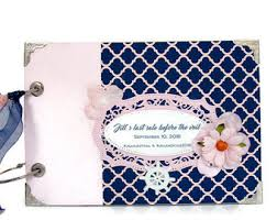 Personalized Scrapbook Albums Personalized Scrapbook Album Custom Photo Book Wedding