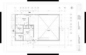 Modern Shotgun House Plans Rectangular House Design Ideas