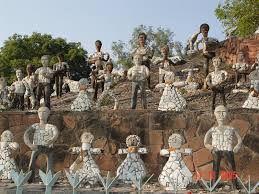 Rock Garden Darjeeling by Chitra Ramaswamy U0027s Travelogue Artistic Expression From Waste