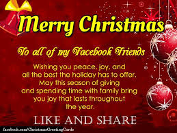 message to my family and friends merry happy