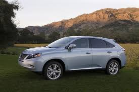 lexus suvs exploit nature in clean hybrid lexus suv get off the road